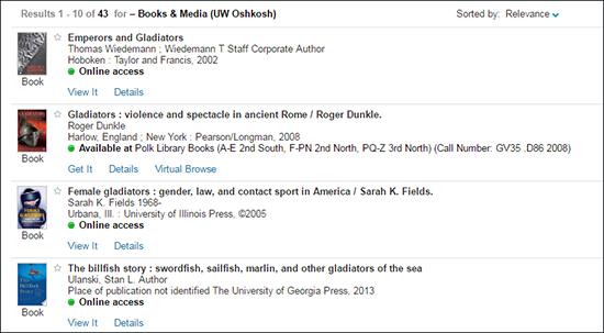 Online book access